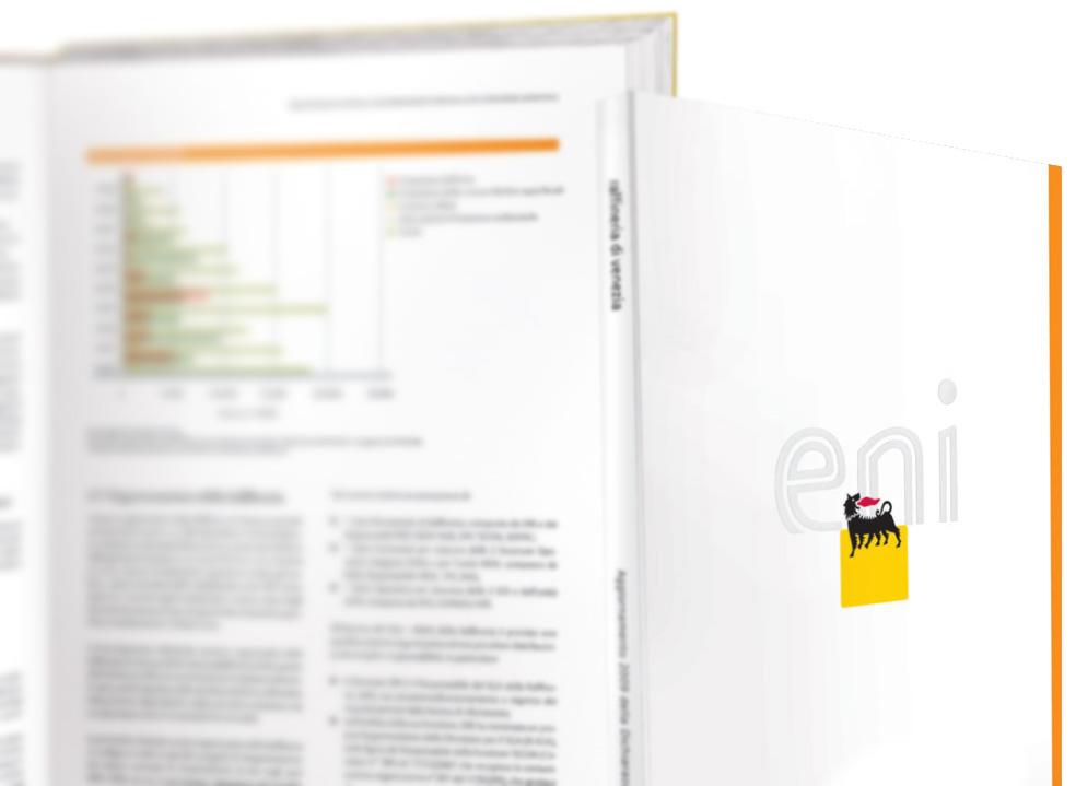 Eni – Pubblicazioni per gli stakeholder