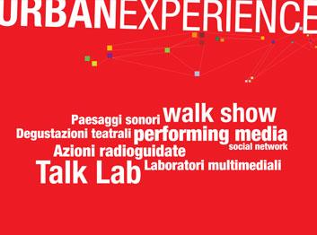 Unban Experience, materiali di comunicazione